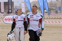 Abu Dhabi Desert Challenge 2012